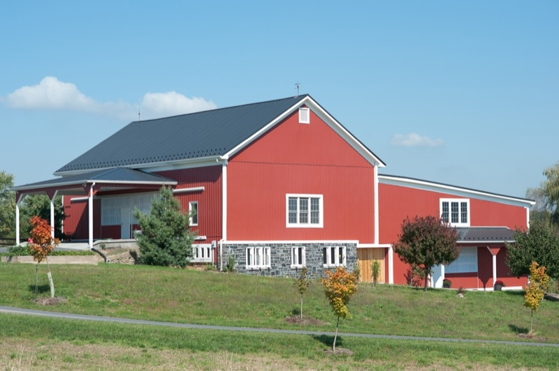 The Frazier Barn