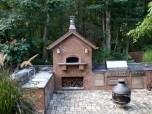 The C. McDaniel Outdoor Kitchen