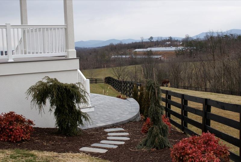 The F. McDaniel Outdoor Deck